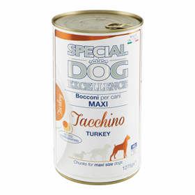 SPECIAL DOG EXCELLENCE BOCCONI MAXI ADULT TACCHINO