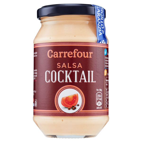 Image of Carrefour Salsa Cocktail 240 g 822639