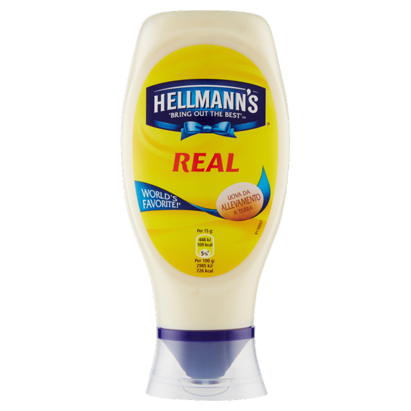 Image of Hellmann's Maionese 404 g 1585560