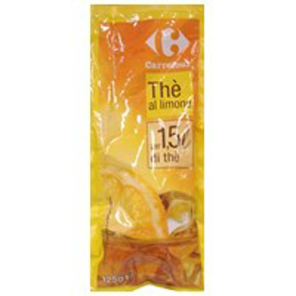 Image of The solubile al limone Carrefour 1129033