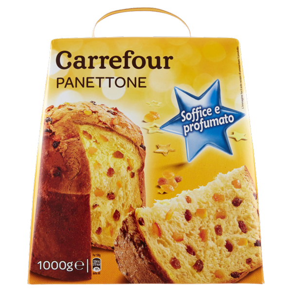 Image of Carrefour Panettone 1000 g 1518632