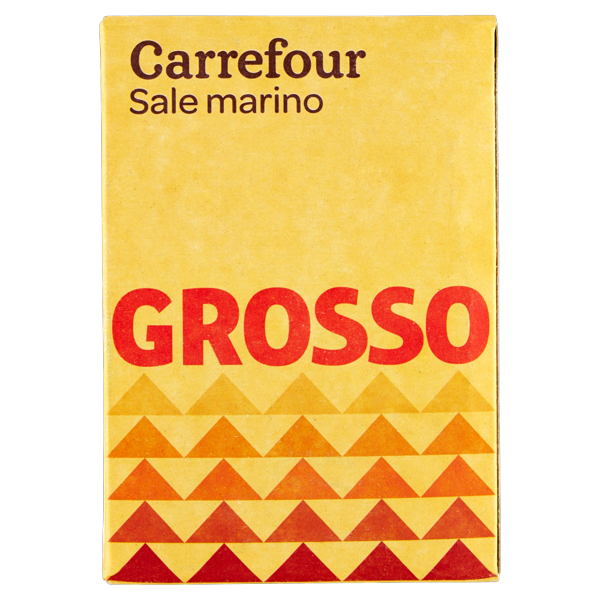 Image of Carrefour Sale marino Grosso 1 kg 1003019