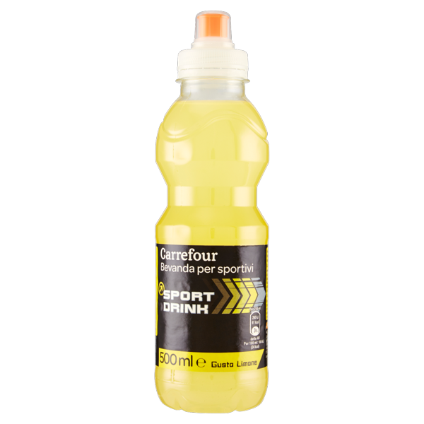 Image of Carrefour Sport Drink Gusto Limone 500 ml 948417