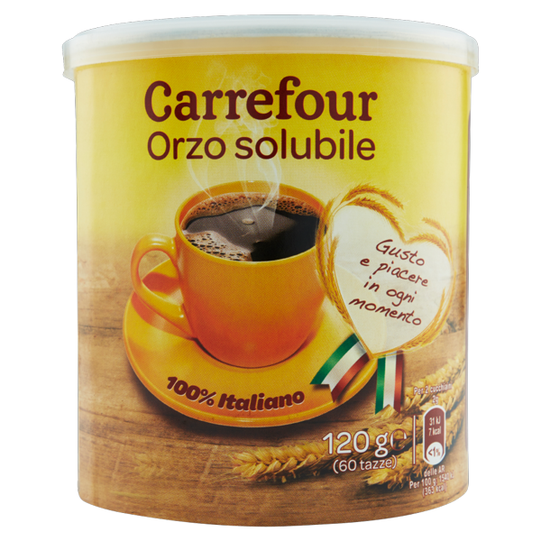 Image of Carrefour Orzo solubile 120 g 887568