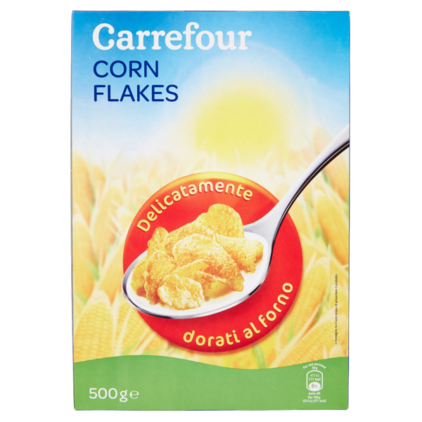 Image of Carrefour Corn Flakes 500 g 1225609