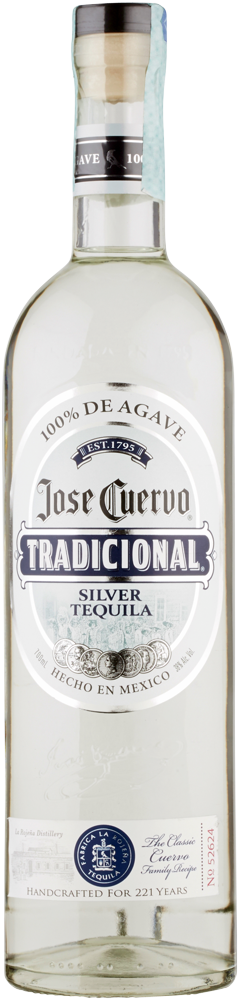 TEQUILA JOSE CUERVO 70CL SILVER