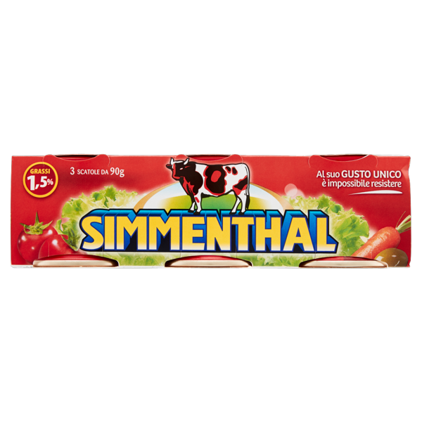 Image of Simmenthal 3 x 90 g 1377