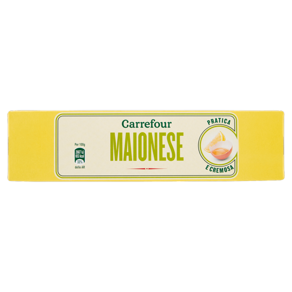 Image of Carrefour Maionese tubo 143 g 793421