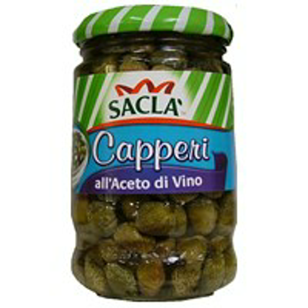Image of Capperi all'aceto Saclà 1084