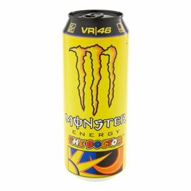 MONSTER VR46 THE DOCTOR CAN CL50