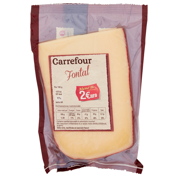 Image of Carrefour Fontal 250 g 1307427