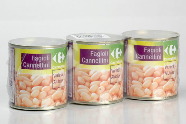 Image of Cannellini x3 Carrefour 1090545