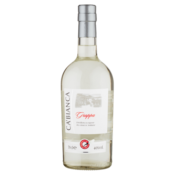 Image of Ca' Bianca Grappa 70 cl 1071666