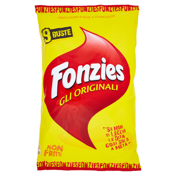 Image of Fonzies 9 Buste 211,5 g 1611767