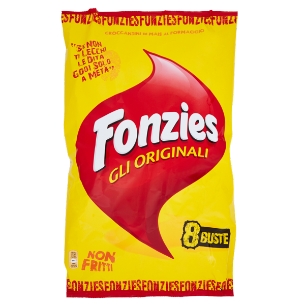 Image of Fonzies 8 Buste 188 g 742362