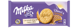 CHOCO&CEREAL SNACK MILKA G168
