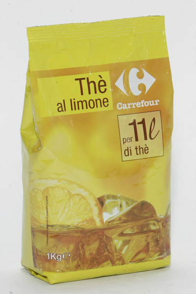 Image of The solubile al limone Carrefour 1049232
