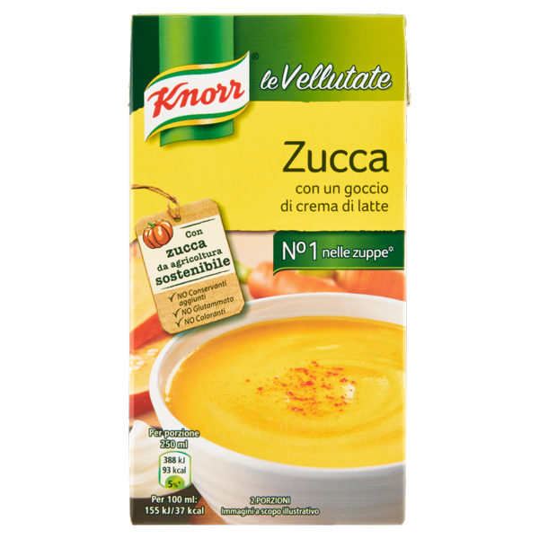 Image of Knorr le Vellutate Zucca 500 ml 1239541