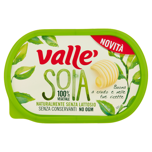 Image of valle' Soia 250 g 1600332