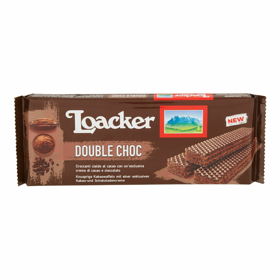 WAFER DOUBLE CHOC