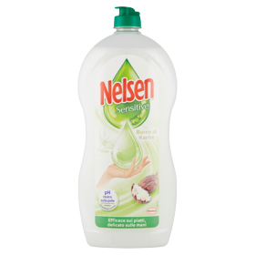 NELSEN Sensitive Burro di Karitè 900 ml.