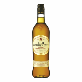 HIGH COMMISIONER WHISKY