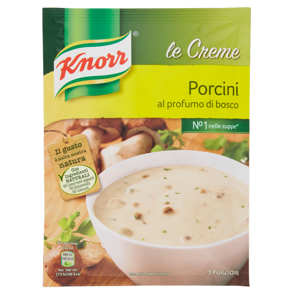 Image of Knorr le Creme Porcini 100 g 1287269