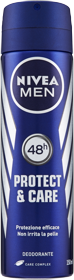 DEO NIVEA MEN PROT&CARE SPRAY  150 ML