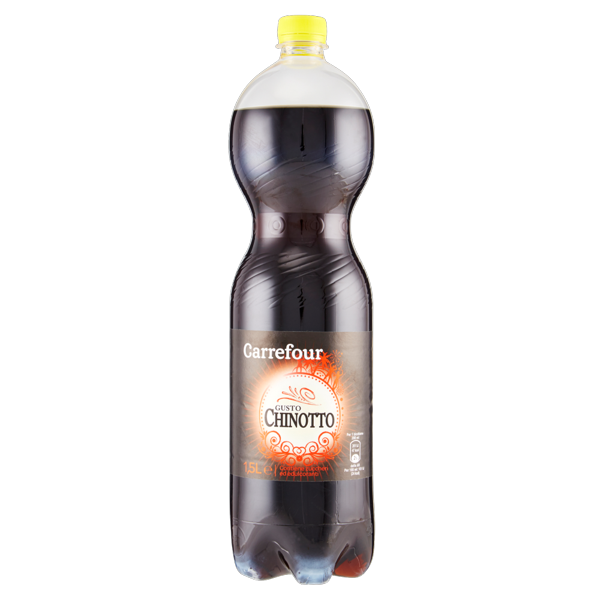 Image of Carrefour Gusto Chinotto 1,5 L 1295753