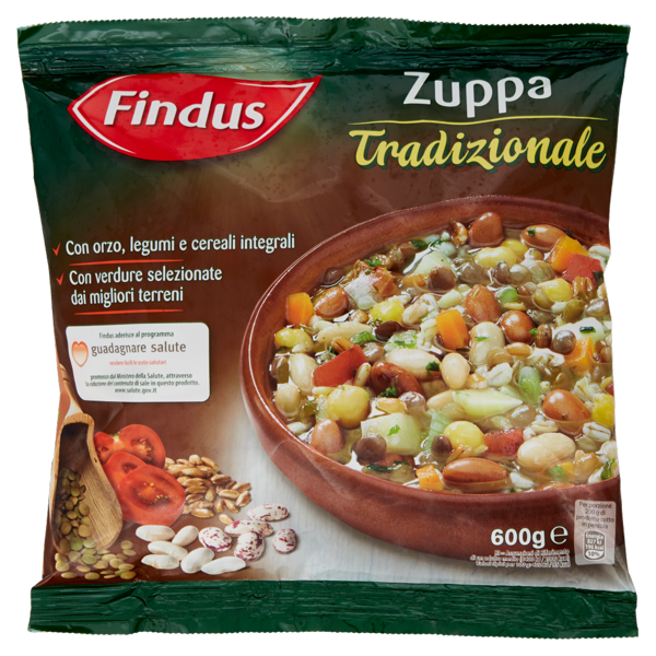 Image of Findus Zuppa Tradizionale 600 g 1479418