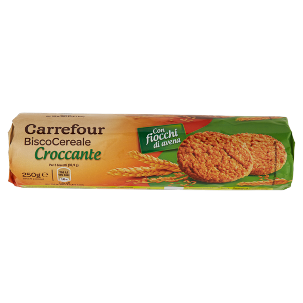 Image of Carrefour BiscoCereale Croccante 250 g 1102170