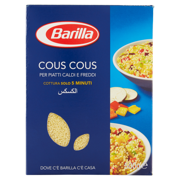 Image of Barilla Cous Cous 500 g 1171608