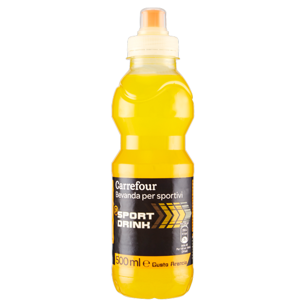 Image of Carrefour Sport Drink Gusto Arancia 500 ml 948422