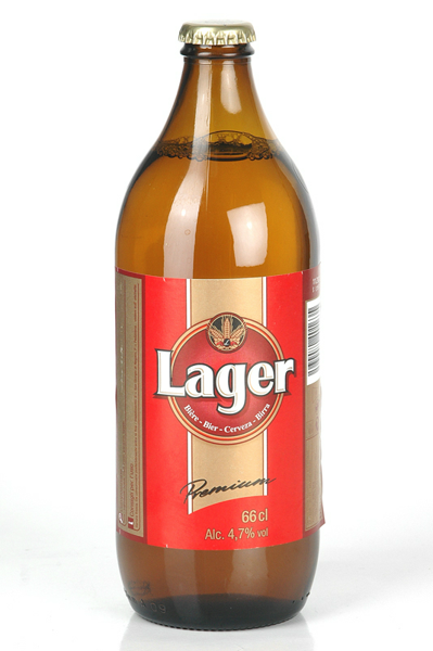 Image of Birra Lager 66cl 1296678