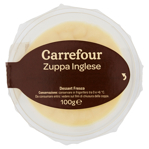 Image of Carrefour Zuppa Inglese 100 g 1539613