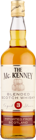 WHISKY  MC KENNEY 70CL 40° 3Y