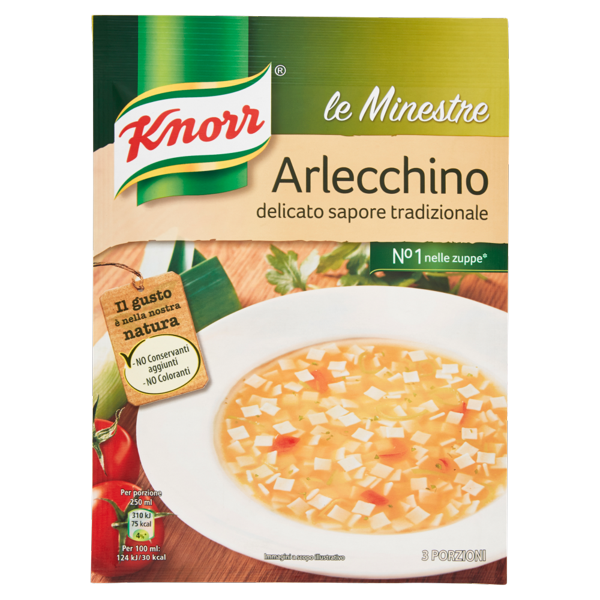 Image of Knorr le Minestre Arlecchino 56 g 576