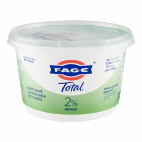 TOTAL FAGE 500 2%