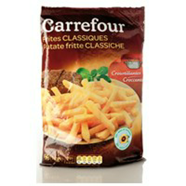 Image of Patate prefritte Carrefour 1303706